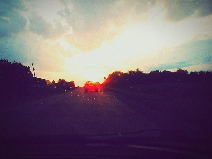Закат √ First Eyeem Photo