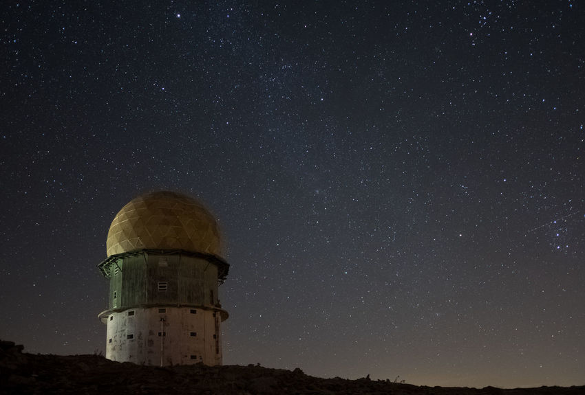 Astronomy Constellation Galaxy Manteigas Nature Night No People Outdoors Sky Space Star - Space