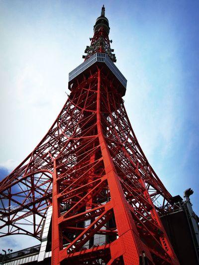 東京タワー Tokyo Tower Tower EyeEm Nature Lover City View  Street Photography Tokyo Japan