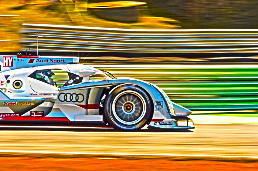 Audi Brasil Car E-Tron Interlagos  Multi Colored Myjob Need For Speed Outdoors Panning Quattro Racing Car