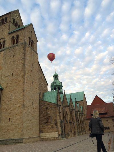 Walking Around Hildesheim Urban Geometry Architecture Taking Photos OpenEdit Beautiful Day Moments Hildesheim