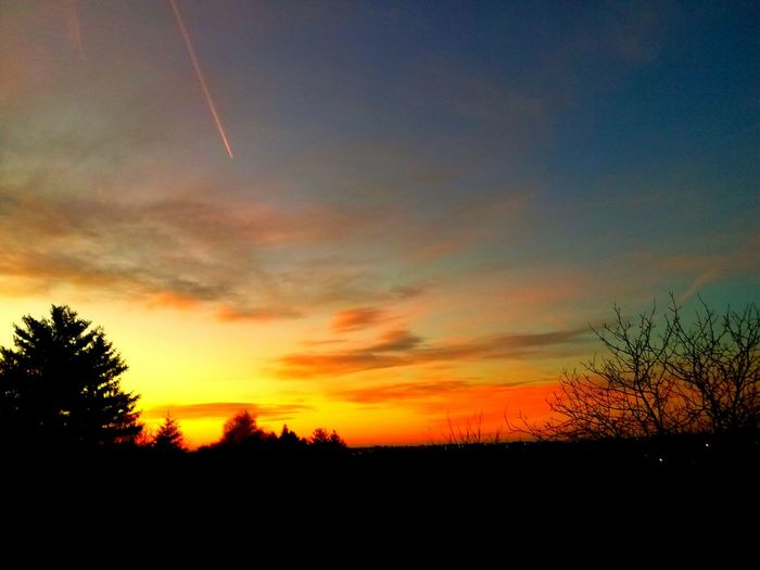 Skyporn Sunset
