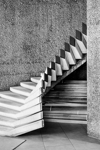 Fine Art Photography Beauty In Ordinary Things Open Edit Composition Lines And Shapes Stairs Monochrome Monochrome_life Blackandwhite Architecture Architectural Detail