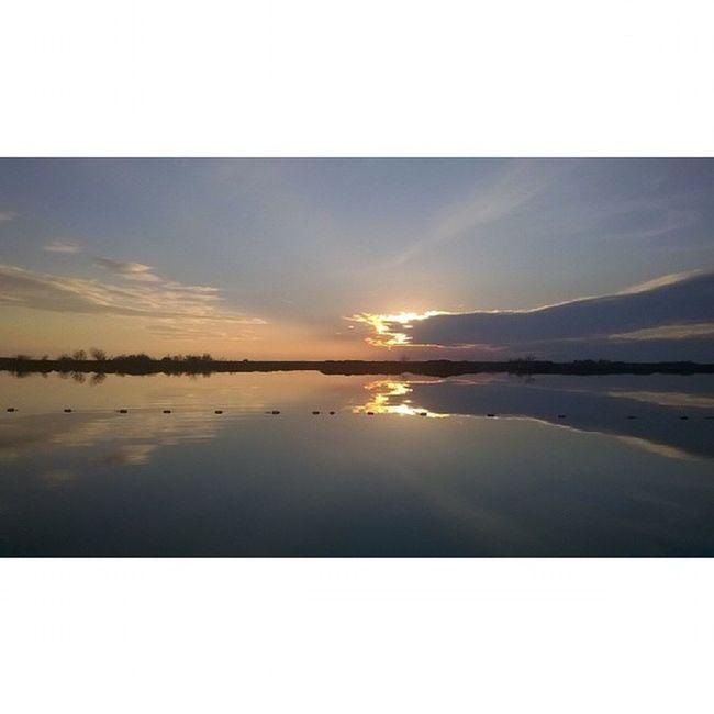 TBT  Peskara Zrenjanin Sunset Sunsetlovers