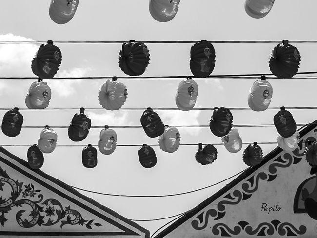 Feria de Abril de Sevilla. Andalucía. España. Andalusia Seville Andalucía Monochrome Fotocallejera Streetphotography Feria De Abril