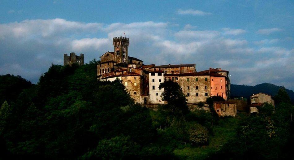 Ghivizzano Italy Tuscany Travel Architecture