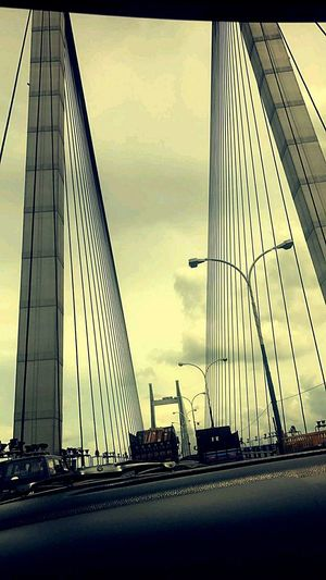 Bridge - Man Made Structure Modern Sky Built Structure City Outdoors Travel Destinations Indianphotography Follow4follow Howrah Like4like Urban Skyline EyeEmNewHere Paint The Town Yellow The Week On EyeEm Connected By Travel Rethink Things Be. Ready. Perspectives On Nature