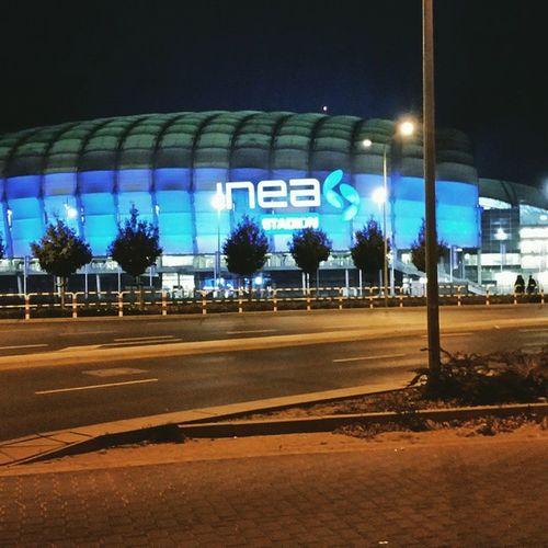 Ineastadion Bulgarska Stadion Poznań LechPoznan Kolejorz kilka dni czekamy kocioł karnet wiosnanasza