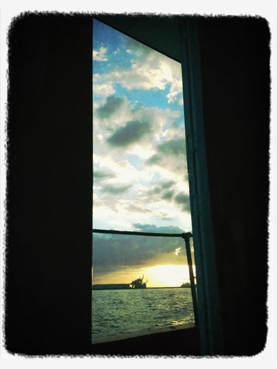#sun #door