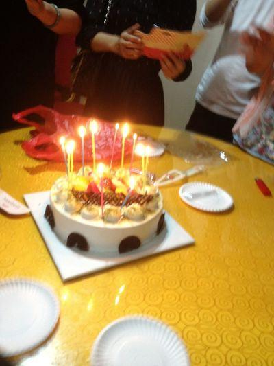 My Friend's Birthday