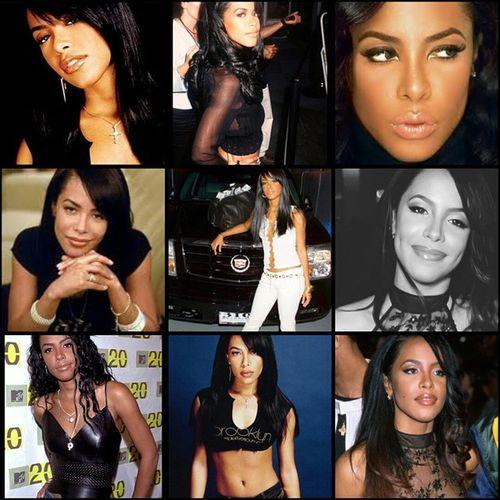 Tribute To My Favorite RNB Female Artist 🙏🙏🙏🙏 Babygirl Aaliyah Rnb 90s