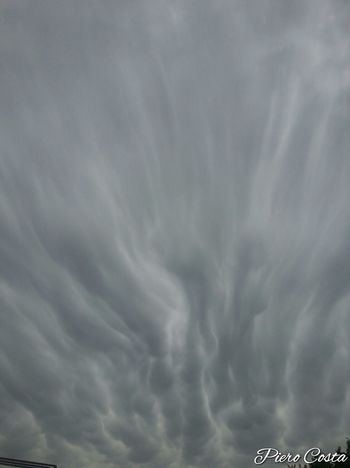 Heaven Cloudy Cielo Nuvoloso Natura Nature