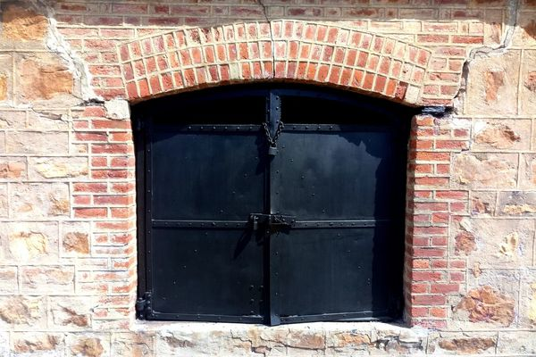 Redhill Naval Base Cape Town Naval Yard Architecture Door No People Brick Wall Building Exterior Built Structure Outdoors Day