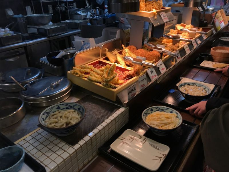 - Tempura Udon 5 - I love it ! Japanese Food Tempura Udon Noodles Restaurant Healthy Eating Cooking Travel Snowflake