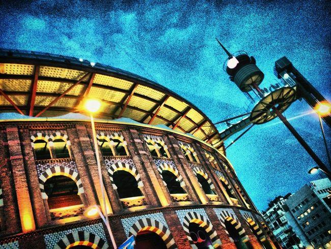 Las Arenas, Barcelona