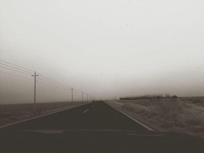 Templado Frio ⛄❄✋💜❄ Photography Viaje Camino Carretera EyeEm Simple Cielo Beautiful Simplicity Classic Nublado Vintage Photo Aire Libre Lindo  Mundo Earth