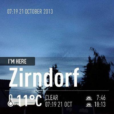 Weather Instaweather Instaweatherpro Androidonly androidnesia instagood Zirndorf Germany
