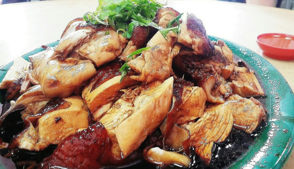 Soy Sauce Chicken Local Food Chinese Food Foodphotography Singapore
