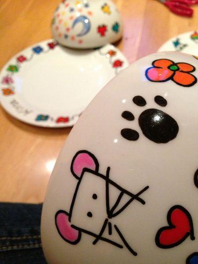 Es que me dio por pintar ratones... Y no puedo parar... ¿Será grave?