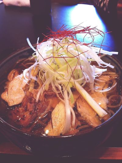 Lunch Passport 肉そば 700円→500円♪ Noodles