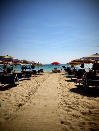 Beach Vacations Summer Sea