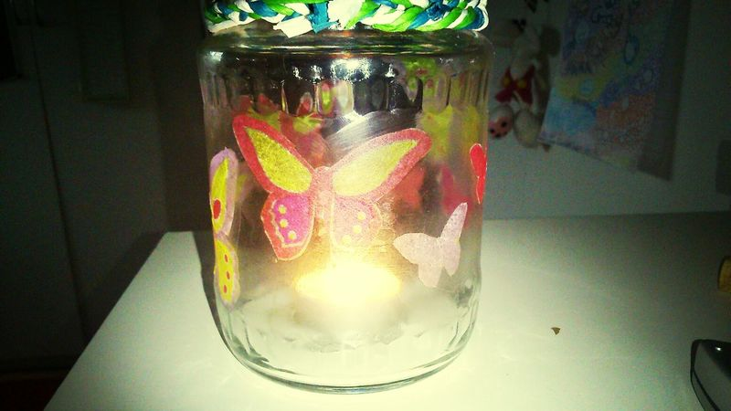 Good Things Come In Small Packages With Lightcase Burning Candles Handmade By Me