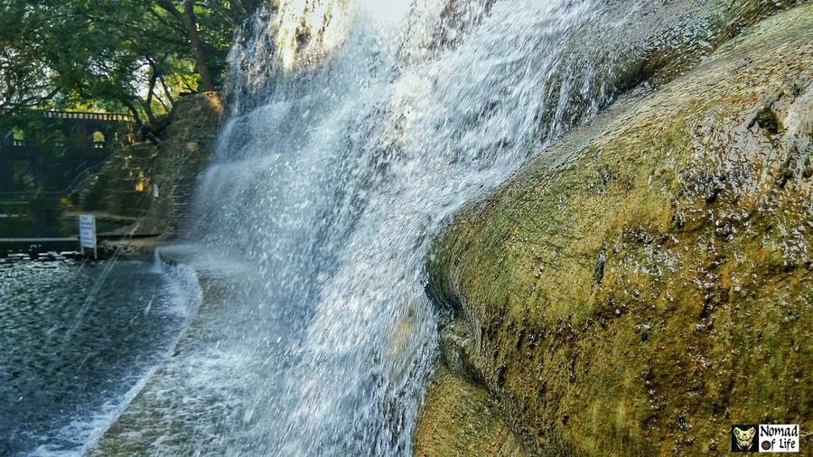 The sound of a waterfall may very well be one of the most peaceful music one can hear... Waterfall Music Flow  Serene Photooftheday Photography Explorer Wanderer Wanderlust Photographer Vibrant Colours Instago NOMAD Photo Perfect Pure Peaceful Water Motion Day Outdoors No People Spraying Nature Tree