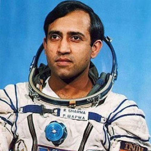 Happy birthday the greatest and the first person travel to space... astronauts RakeshSharma . Proud on!! Isro