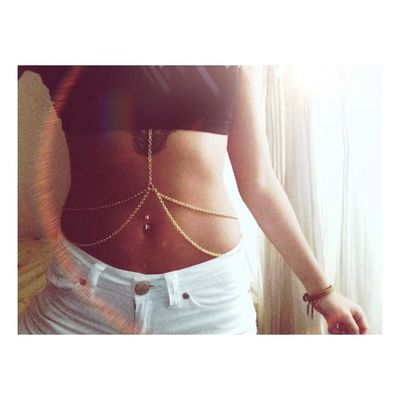 Belly Button Piercing! Tatto