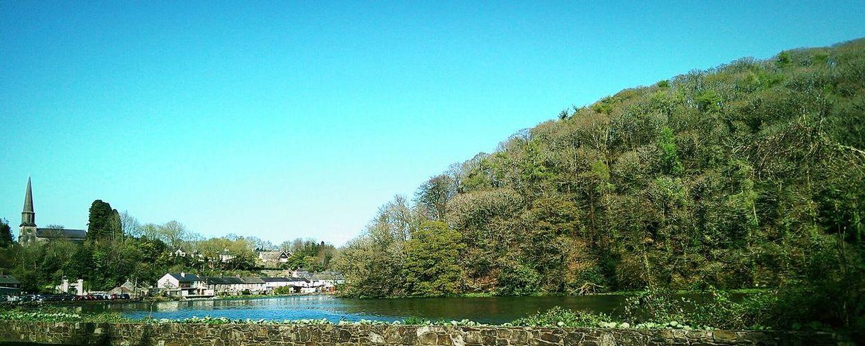 Ireland Blue Sky Landscape_Collection Discoverireland Enjoying The Sun Sunlight Enjoying Life
