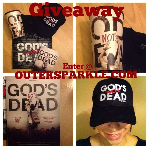 Godsnotdead Christian Film Faith Based Film movies #giveaway