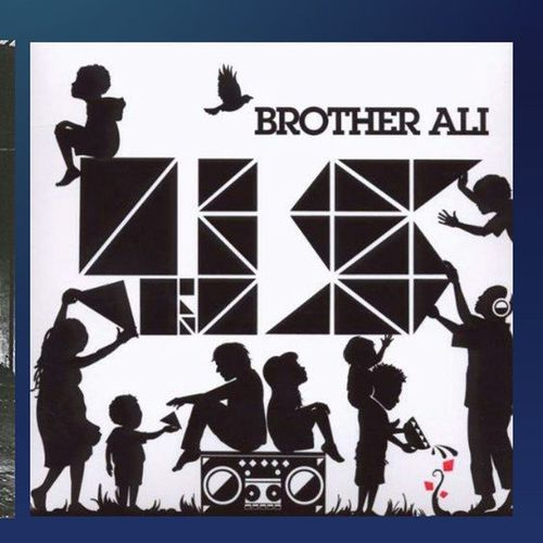 Brotherali is the most SleptOn Inthegame of Music .