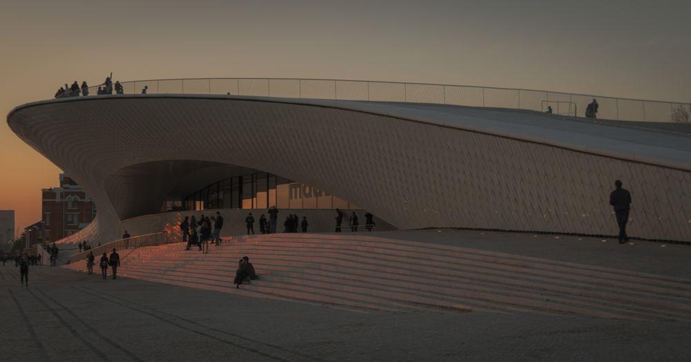 Portugal Lisboa Lisbon Maat Architecture Sunlight Travel Portugaldenorteasul Travel Destinations Cityscape