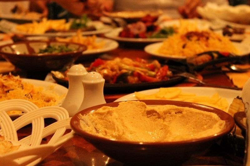 مطعم  جاوان  من تصويري Canon