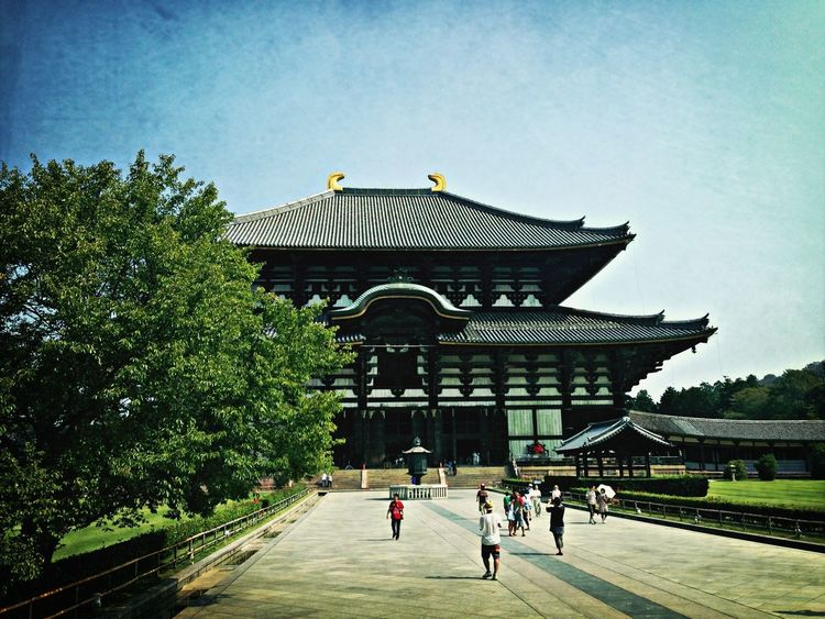 """Introducing Culture Of Japan Which Must Be Left To The Future…… """"未来に残す日本の文化"""" Trip To Nara People"""