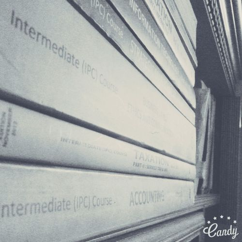 Everything In Its Place Study Time BoomBooks Frinds Exams Commerce Accountancy