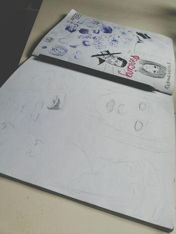 Drawing Art, Drawing, Creativity ArtWork Sketch Sketchbook Girl Bic Pencil Art