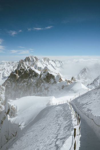 Check out my prints at https://www.etsy.com/shop/simonmigajphoto and visit my IG http://www.instagram.com/simonmigaj for more inspirational photography from around the world. Mountains Alps Frost Cold Aiguille Du Midi Mont Blanc Mountaineering Travel Adventure Snow Alps Blue Sky Climbing Extreme Weather Snow Mountain Tree Winter Cold Temperature Snowcapped Mountain Pinaceae Sky Landscape Mountain Range Deep Snow Ski Holiday Skiing