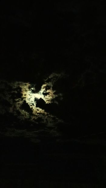 Moonlit Sky Butterfly Looking Cloudsmoonlit clouds Night Sky Underneath The Moon Peaceful Night