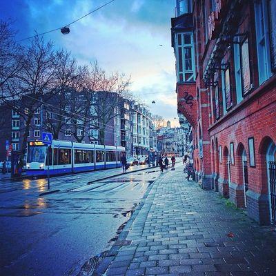 Another morning in Amsterdam ❌❌❌ #amsterdam #amsterdamthroughmycamera #tram #dusk From_city Pro_shooters Amsterdamthroughmycamera Amsterdam Dusk Holland Tram Igersholland Allshots_ Gramoftheday Mokummagazine Insta_holland Igholland Capture_today Mashpics