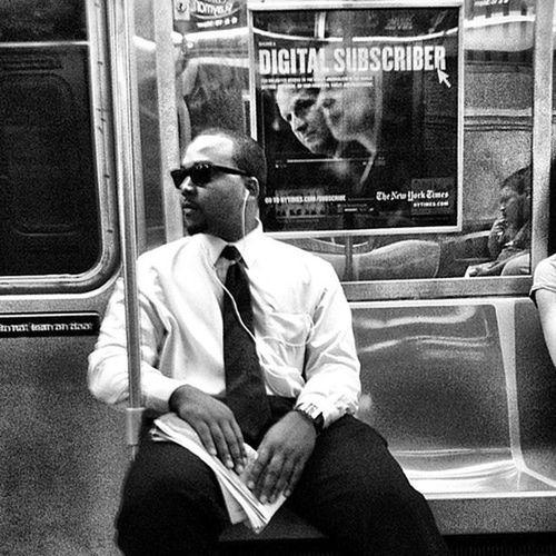 #nyc #subway