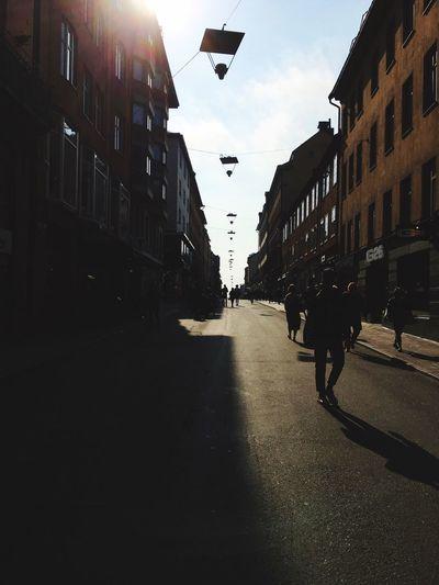 Götgatan. Södermalm Södermalm Stockholm Stockholm Stockholm, Sweden Streetphotography Street Photography Picoftheday Pictureoftheday Bestoftheday City Street IPhone IPhone SE IPhoneography Iphoneonly City Street City Life Sky Sunbeam