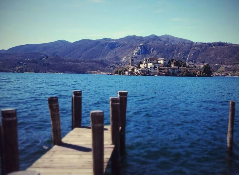 Orta S.Giulio Isola Lake View Lago D'Orta Piedmont Amazing Italy Sunny Day From My Point Of View Enjoying Life Weekend ♥