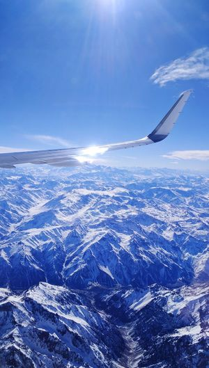 Cordillera de los Andes, Chile & Argentina. Cordillera De Los Andes Cordillera Airplane Travel Blue Aerial View Landscape Outdoors Nature CordilleradeLosAndes Cordilleramountain Mountain Mountain View Montañas❤ Montain And Sky Sky And Clouds Skyview Aeroplane In The Sky Aeroplane View Aviones En El Cielo Avion CordilleraBlanca Cordillera Andina Cordillera Andino Patagonica Sky