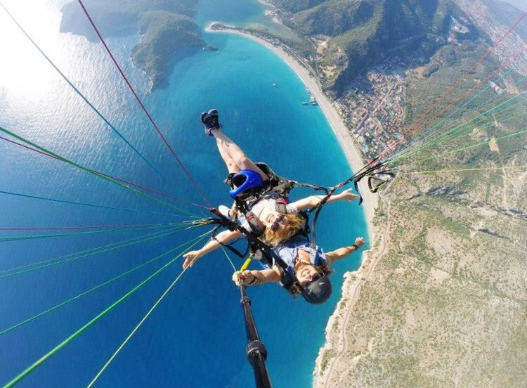 The Action Photographer - 2015 EyeEm Awards Parasailing Fethiye Babadağı My Best Photo 2015 My Hobby My Art