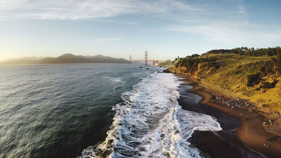 Baker beach #Gopro Hero5black
