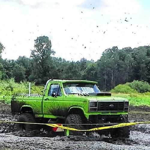 RedneckHeaven Redneck MudBog Muddy mudder mudding bigboytoys truck mudtruck