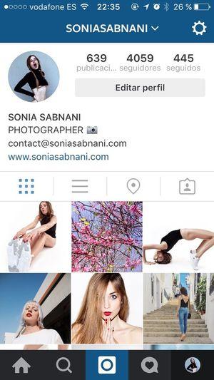 Follow me on instagram! @soniasabnani