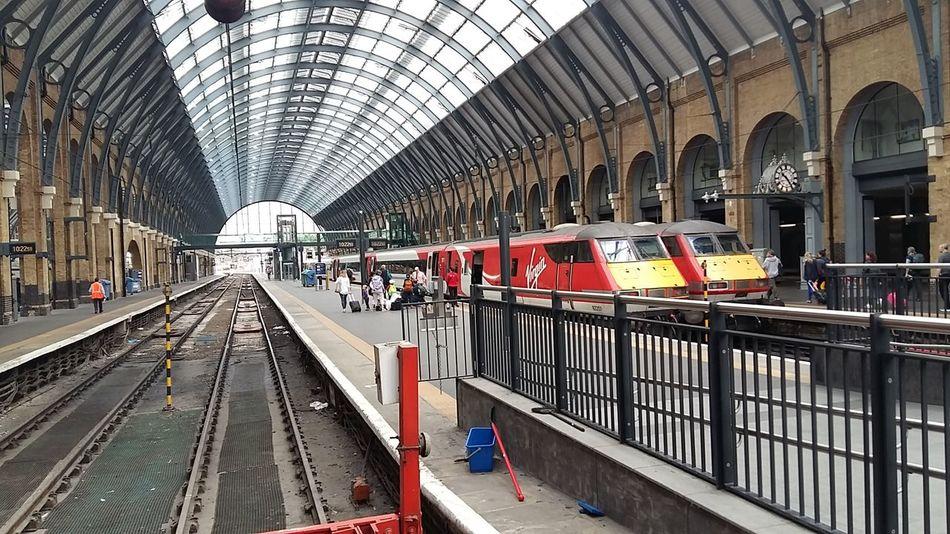 Kings Cross Train Station Architecture London Architecture Lifeasiseeit London's Buildings Tourism Londonlife John Nelson Johnnelson
