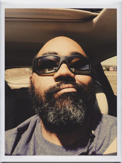 Beard Gang. Out driving today. Beard Gang Need A Shave Travel Excursion Road Trip CalvinSelfie Trinidad, CO